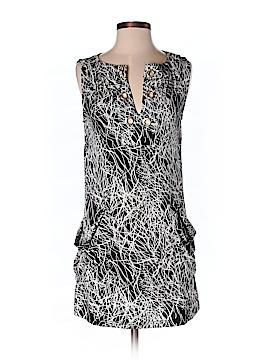 Mandarin Blue Casual Dress Size XS