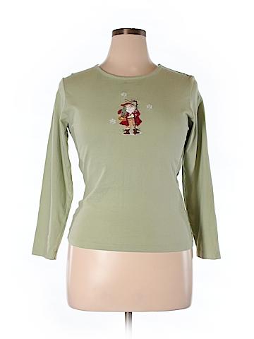 Decorated Originals Long Sleeve T-Shirt Size L