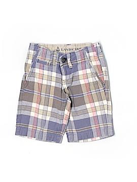 Lands' End Cargo Shorts Size 4