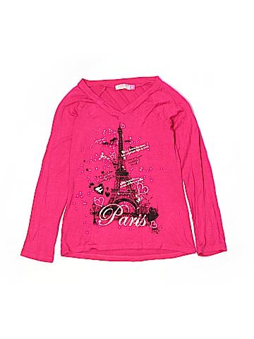 Rebelette Long Sleeve T-Shirt Size L (Kids)