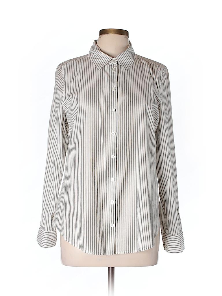 Tommy bahama 100 cotton stripes dark green long sleeve for Tommy bahama long sleeve dress shirts