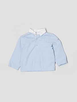 Jacadi Long Sleeve Polo Size 18 mo