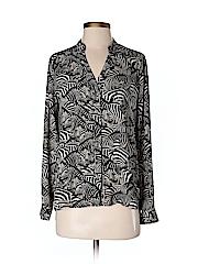 Alfani Women Long Sleeve Blouse Size 2