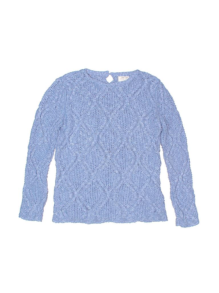 Zara Kids Girls Pullover Sweater Size 9-10