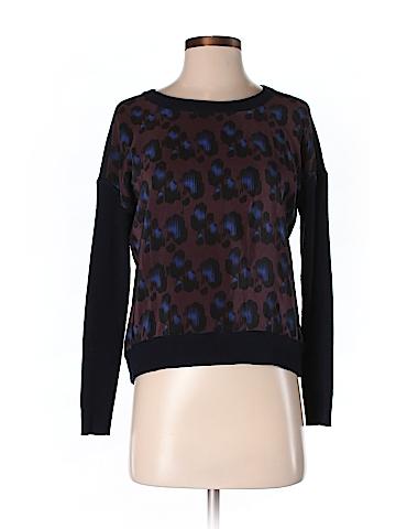 J. Crew Long Sleeve Silk Top Size XXS