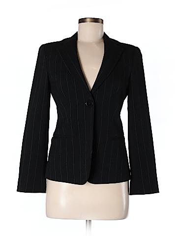 Emporio Armani Women Wool Blazer Size 6