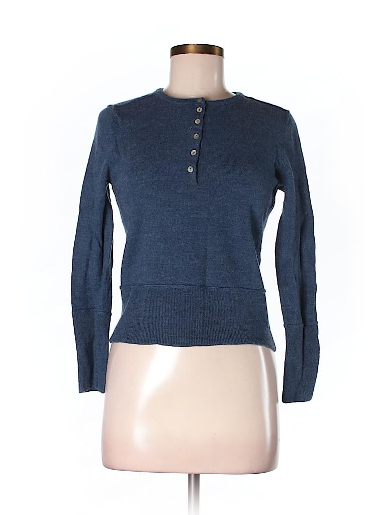 A. Giannetti Women Wool Pullover Sweater Size M