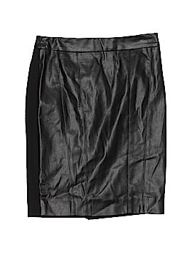 Le Chateau Faux Leather Skirt Size 1