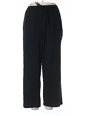 D&Co. Casual Pants Size 3X (Plus)