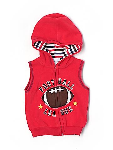 Buster Brown Fleece Jacket Size 12 mo