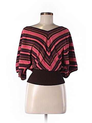 Bebe 3/4 Sleeve Top Size M