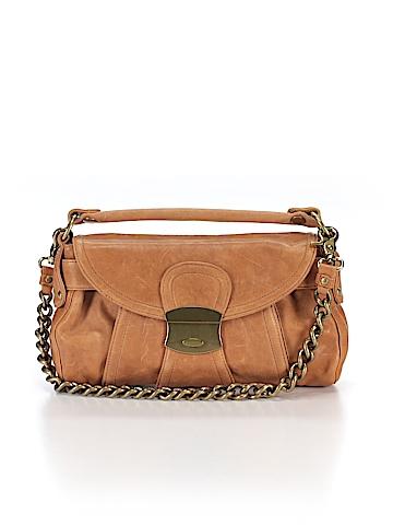 Kooba Leather Satchel One Size