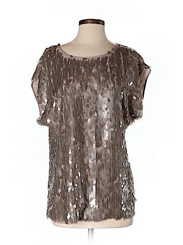 Rachel Zoe Short Sleeve Blouse Size P