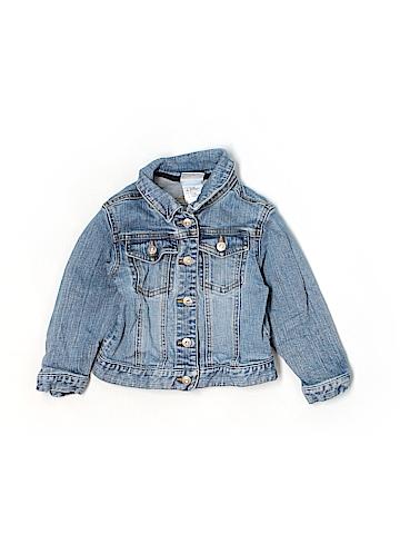 Disney Store Denim Jacket Size 4