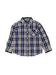Ruum Boys Long Sleeve Button-Down Shirt Size 3