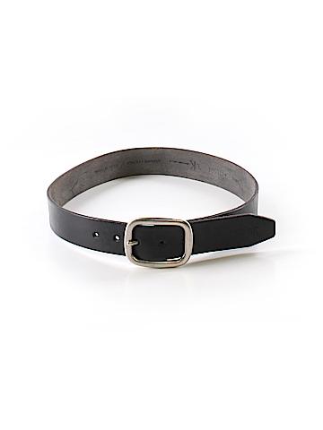 CALVIN KLEIN JEANS Leather Belt Size S