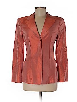 Giorgio Armani Silk Blazer Size 12