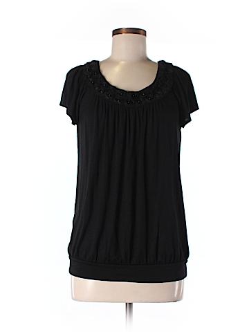 Elle Short Sleeve Top Size M