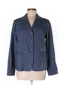 Denim & Co Blazer Size M