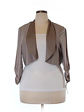 S.L. Fashions Blazer Size 24W (Plus)