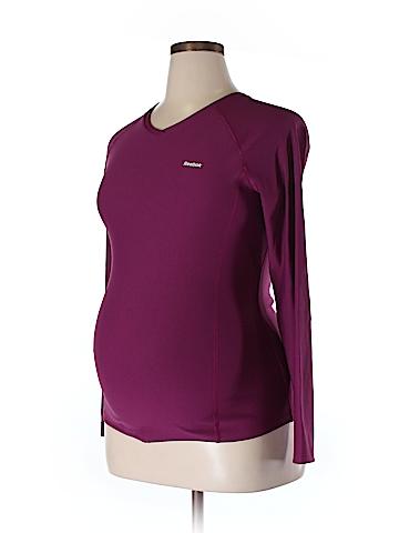 Reebok for Motherhood Maternity  Active T-Shirt Size 3X (Maternity)