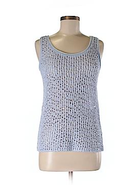 Joan Vass New York Sleeveless Top Size S