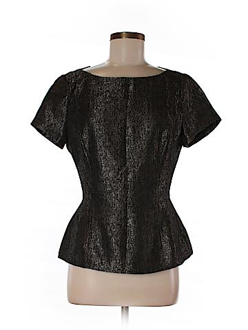 Halogen Short Sleeve Blouse Size M