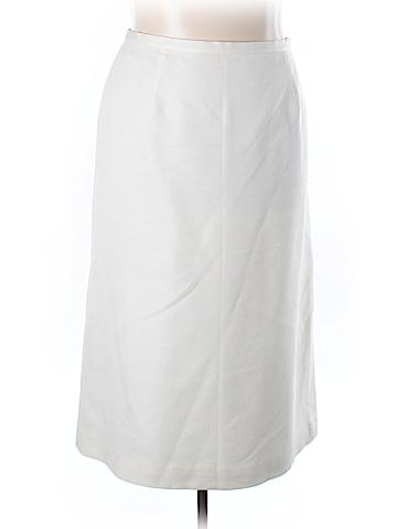 Pendleton Silk Skirt Size 22 (Plus)