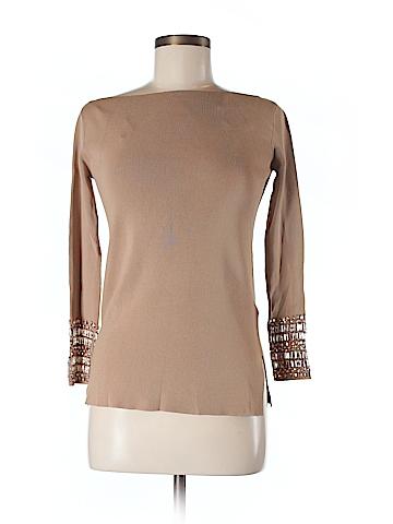 Zara 3/4 Sleeve Top Size S