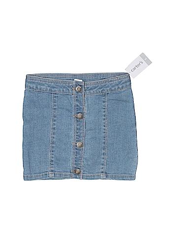 Carter's Denim Skirt Size 5