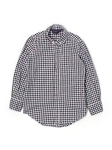 Gap Kids Long Sleeve Button-Down Shirt Size 4-5