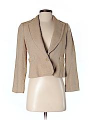 Banana Republic Women Wool Blazer Size 4