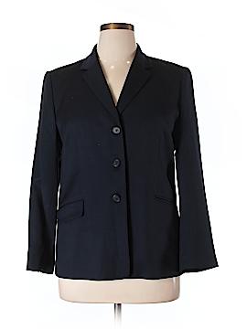 Lands' End Wool Blazer Size 14 (Petite)