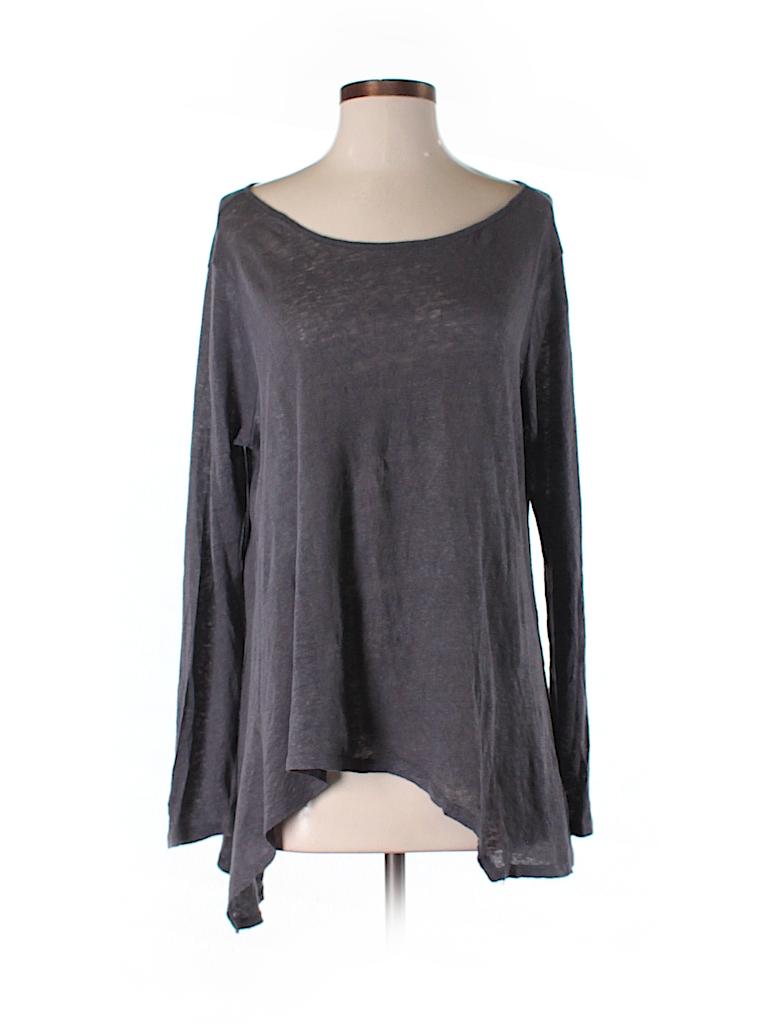 Cynthia Rowley For T J Maxx Long Sleeve T Shirt 62 Off