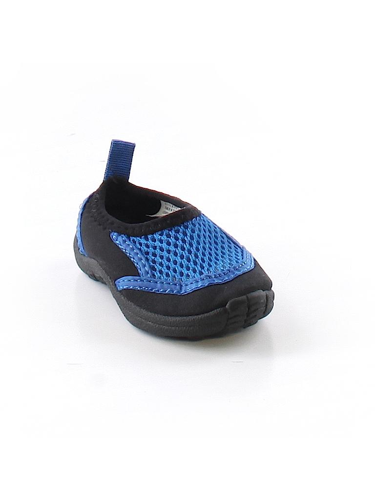 f36b02cbdceb Koala Kids Solid Dark Blue Water Shoes Size 3 - 61% off