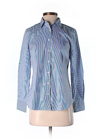 J. Crew Long Sleeve Button-Down Shirt Size S (Petite)