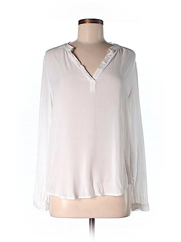 Velvet by Graham & Spencer Long Sleeve Blouse Size XS