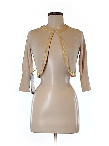 TOYKO DENIM BANK Silk Cardigan Size S