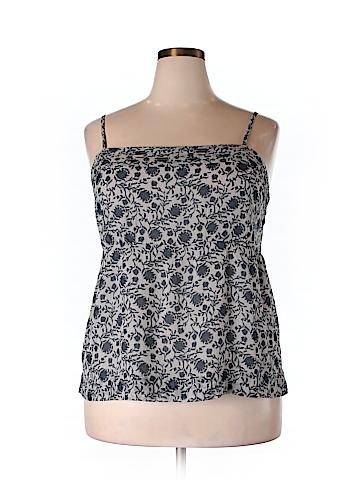 Ann Taylor LOFT Sleeveless Blouse Size XXL