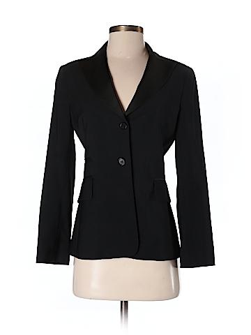 BCBGMAXAZRIA Women Wool Blazer Size XS