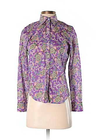Ralph Lauren Long Sleeve Button-Down Shirt Size P (Petite)
