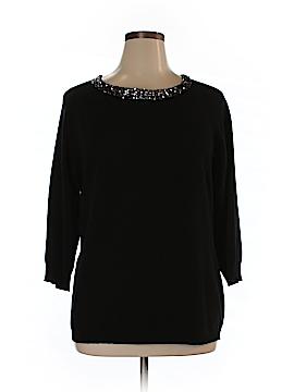 Marina Rinaldi Pullover Sweater Size 16 (L)