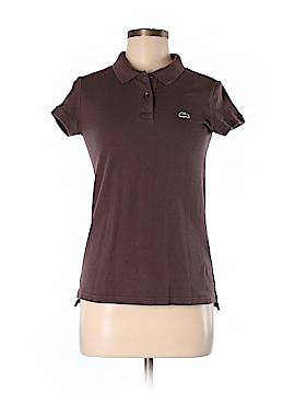 Lacoste Short Sleeve Polo Size 40 (EU)