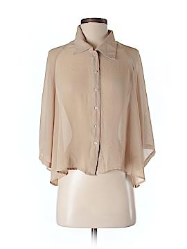 Jaloux 3/4 Sleeve Blouse Size XS