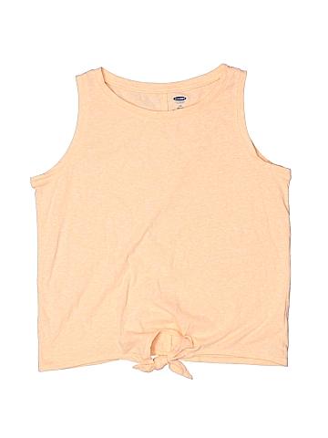 Old Navy Sleeveless T-Shirt Size 10/12
