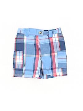 Blueberi Boulevard Khaki Shorts Size 18 mo