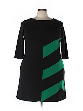 Taylor Casual Dress Size 12 (Plus)