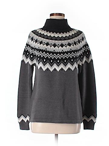 Lands' End Turtleneck Sweater Size M