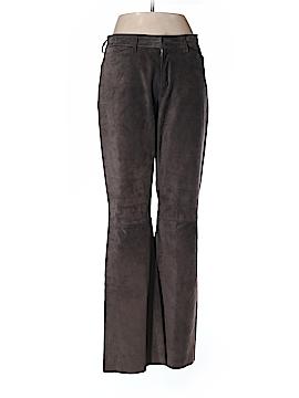 Jackpot Leather Pants 28 Waist