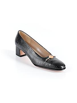 Salvatore Ferragamo Heels Size 7 1/2